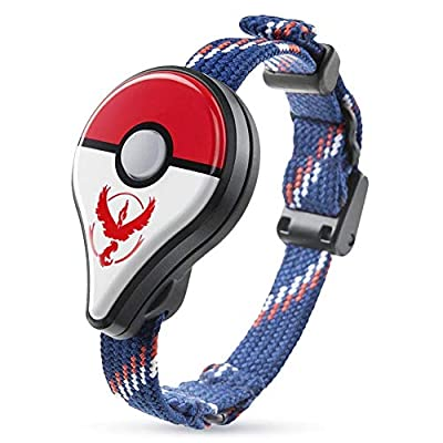Reloj de pulsera con Bluetooth para Nintendo Pokemon Go Plus por Foru-1