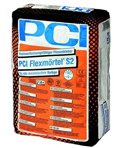 PCI Flexmörtel Fliesenkleber S2 20kg