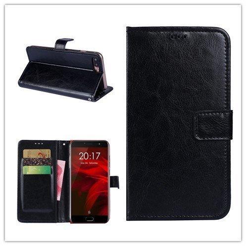 Custodia® Flip Brieftasche Hülle mit Standfunktion für ZTE Blade V9 Vita(Muster 2)