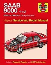Saab 9000 (4-Cylinder) Service and Repair Manual (Haynes Service and Repair Manuals)