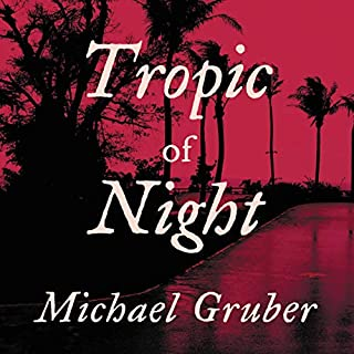 Tropic of Night audiobook cover art