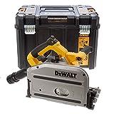 Dewalt DWS520KT-GB DWS520/2 Plunge Saw with TSTAK Box, 1300 W, 240 V