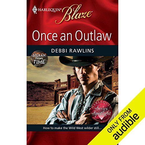 Once an Outlaw  audiobook cover art