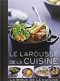 Larousse de la cuisine - Larousse - 28/10/2009