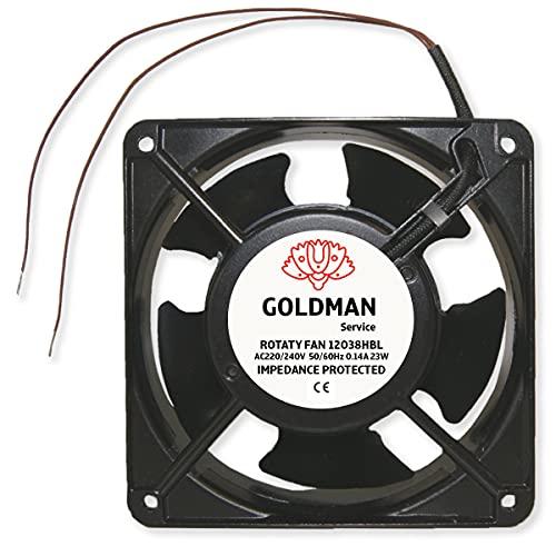 Ventilador fan axial para cassette de chimeneas...