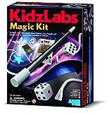 Magic Kit con 12 Trucchi magici. Diventa Un Vero prestigiatore. 4M...