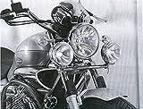 Hepco&Becker Twinlight Set de faros adicionales para Moto Guzzi Nevada Classic V 750 ie a partir de 04/Aquilia Nera