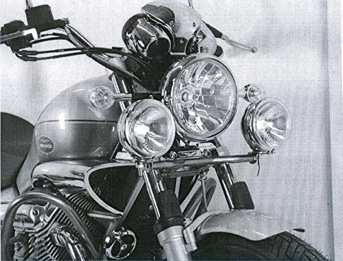 Hepco & Becker Twinlight-Set for Moto Guzzi Nevada Classic V 750 ie from 2004/Aquilia Nera | 400534 00 02