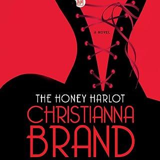 The Honey Harlot audiobook cover art