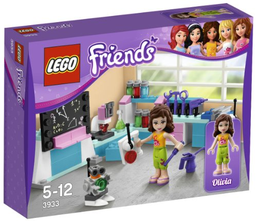 LEGO Friends 3933 - Olivia's Ideenwerkstatt