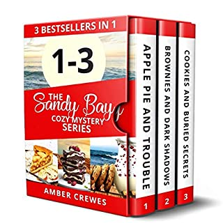Cozy Mystery Series cover art