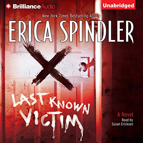 Last Known Victim audiobook cover art