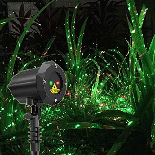 Dalanpa Outdoor Garden Laser Christmas Light