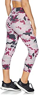 Rockwear Activewear Women's 7/8 Squad Print Tight from Size 4-18 for 7/8 Length High Bottoms Leggings + Yoga Pants+ Yoga T...