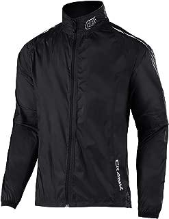 Troy Lee Designs Men's All Mountain Mountain Bike Crank Jacket (Small, Black)