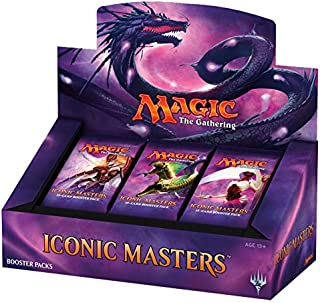 Best iconic masters magic cards Reviews