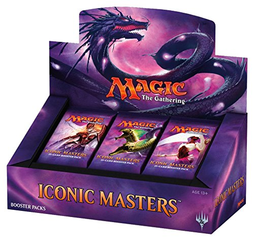 Devir- Magic: The Iconic Masters Gathering (MGIMA17)