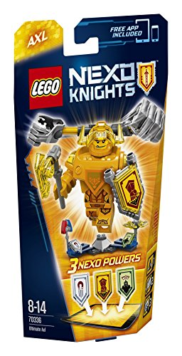 LEGO Nexo Knights 70336 - Ultimativer Axl