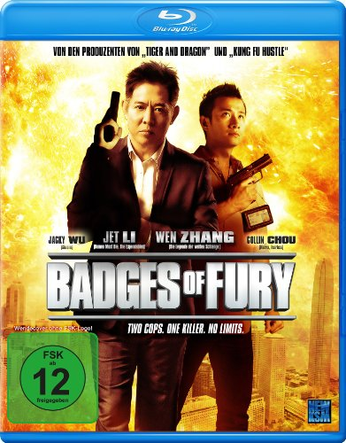 Photo of Badges of Fury [Blu-ray] [2013]