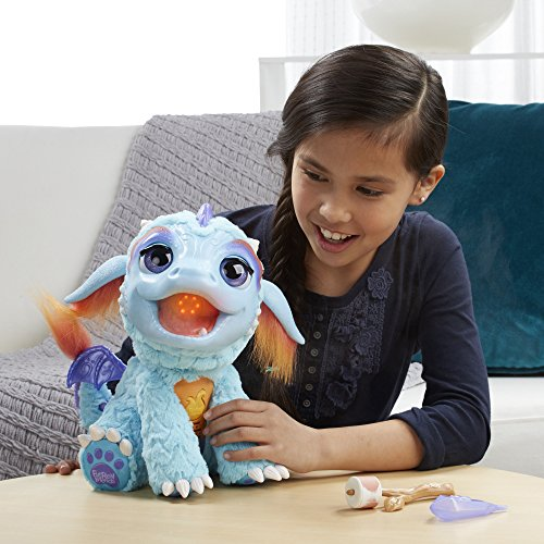 Furreal Torch is one of the best electronic pets for young kids