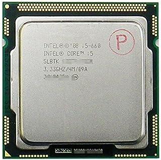Intel Core i5 Processor i5-660 3.33GHz 4MB LGA1156 CPU OEM