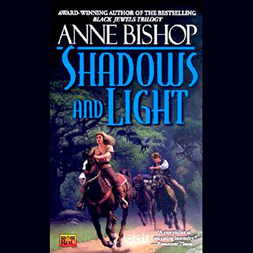 Shadows and Light audiobook cover art
