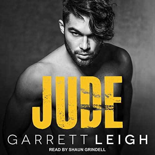 Jude audiobook cover art