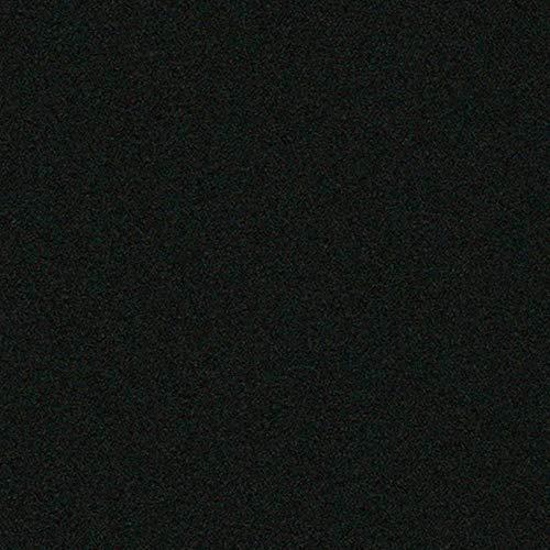 15,53€/m² Möbelfolie d-c-fix Velours schwarz 45cm Breite Laufmeterware selbstklebende Klebefolie Folie Samt Stoff