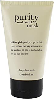 Philosophy Purity Made Simple Mask Deep-Clean Mask - 120ml/4oz