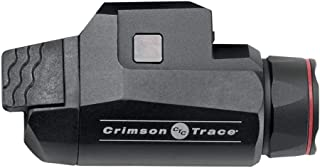 Crimson Trace CMR-208 Universal Rail Master Tactical Light with 2 Mode Flashlight and Instant Activation for Pic Rail Mounts, Shooting, Competition and Range
