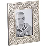 MULTIFUNCTIONAL DISPLAY METHOD: Hang It on The Wall or Display It on Your Desk Using the Sturdy Easel Back. FRAME ADVANTAGE: Can Be Used Vertical and Horizontal, Blends Perfectly with Any Space or Accent in Any Room. HIGH QUALITY: This Heavy Resin Ph...