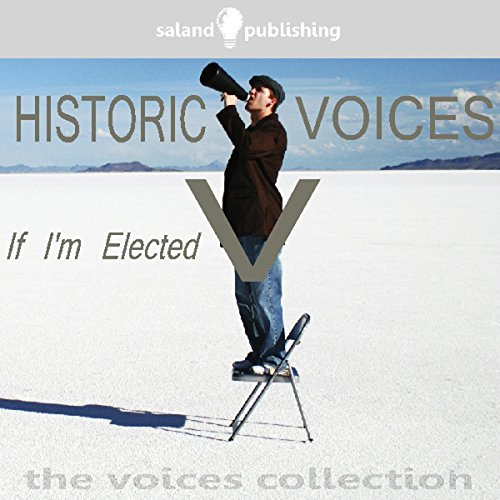 Historic Voices V audiobook cover art