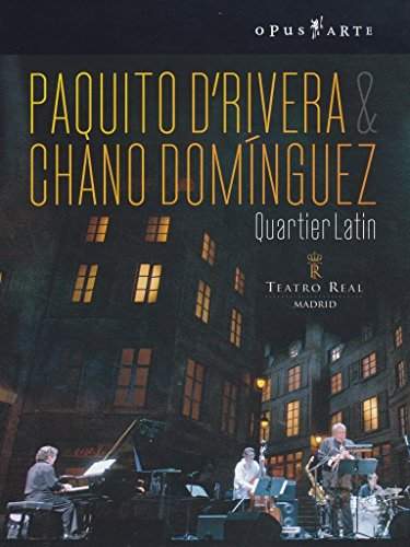 D'rivera/Dominguez - Quartier Latin: Live [Alemania] [DVD]