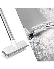 KMAKII デッキブラシ 浴室掃除用ブラシ フロアスクラブブラシ タイルブラシ