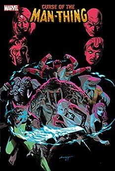 X-Men: Curse Of The Man-Thing (2021) #1 by [Steve Orlando, Daniel Acuna, Andrea Broccardo]