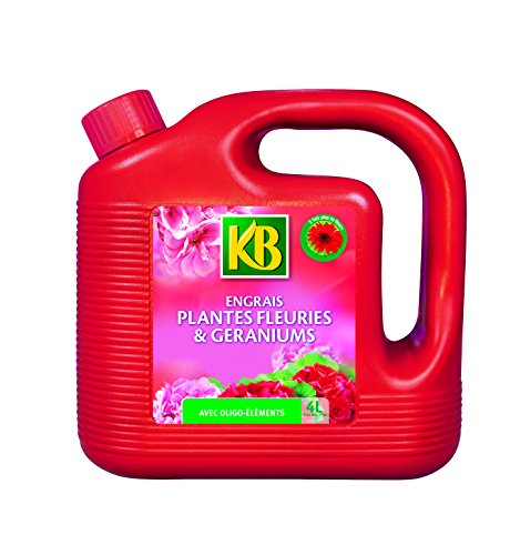 KB Concime GERANI Fiori 4L/NC