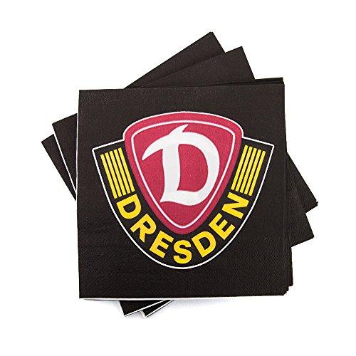 SG Dynamo Dresden Party - Papierservietten Logo (20er Set)