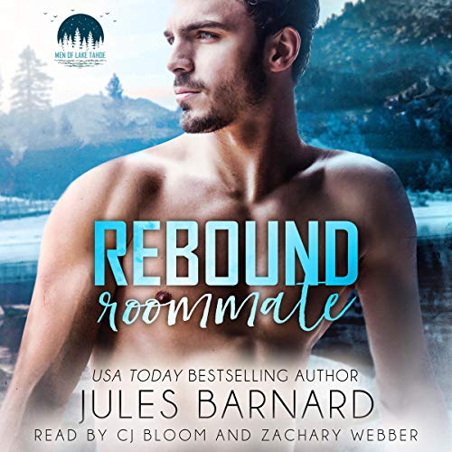 Rebound Roommate audiobook cover art