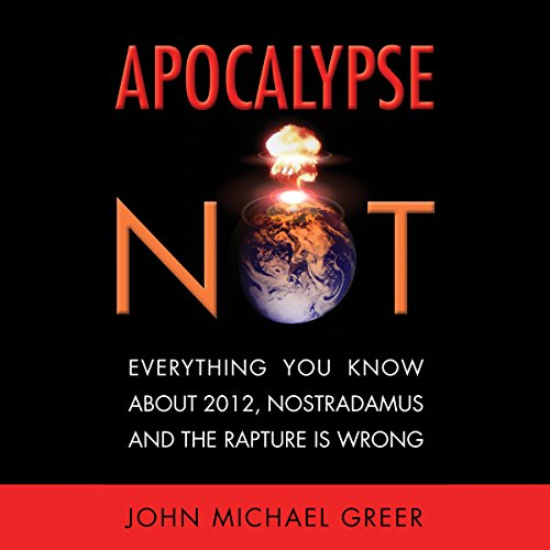 Apocalypse Not audiobook cover art
