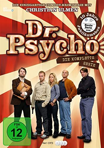 Dr. Psycho - Die komplette Serie [4 DVDs]