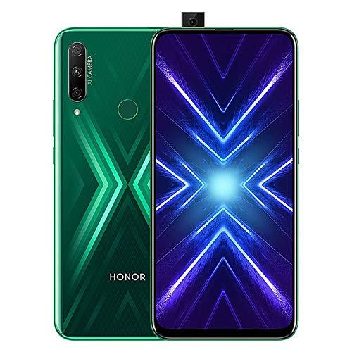 Honor 9X (128GB, 6GB) 6.59', 3 AI Cameras, Dual SIM GSM...