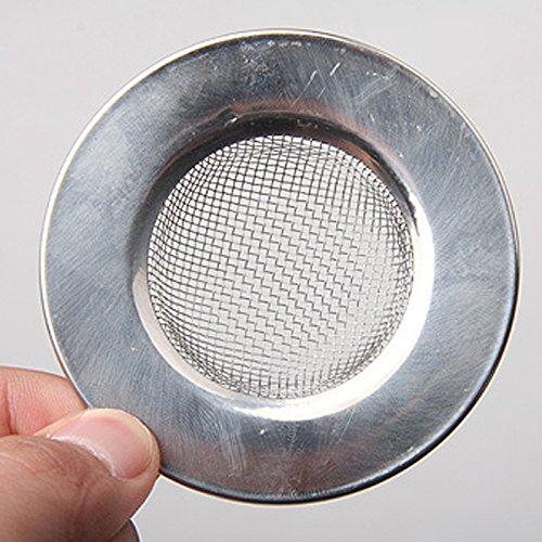 Comedero de agua filtro leaky neto de acero inoxidable filtro canaleta net...