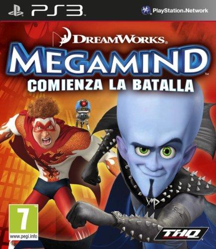 THQ Megamind: Ultimate Showdown, PS3 videogioco PlayStation 3