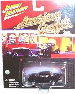 Johnny Lightning - American Graffiti Series - 1955 Custom Chevy (Black)