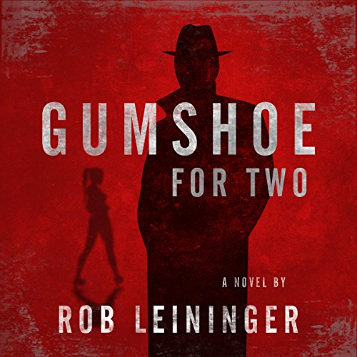Gumshoe for Two audiobook cover art