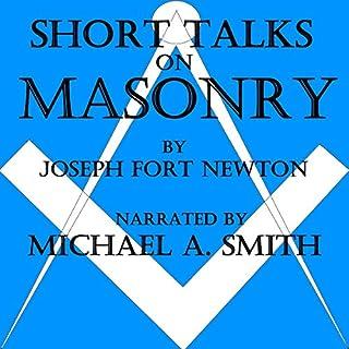 Short Talks on Masonry audiobook cover art