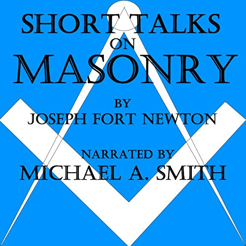 Short Talks on Masonry audiobook cover art