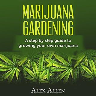 Marijuana Gardening cover art