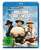 Die Blu-ray zu A Million Ways To Die In The West bei Amazon