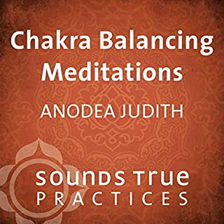 Chakra Balancing Meditations audiobook cover art